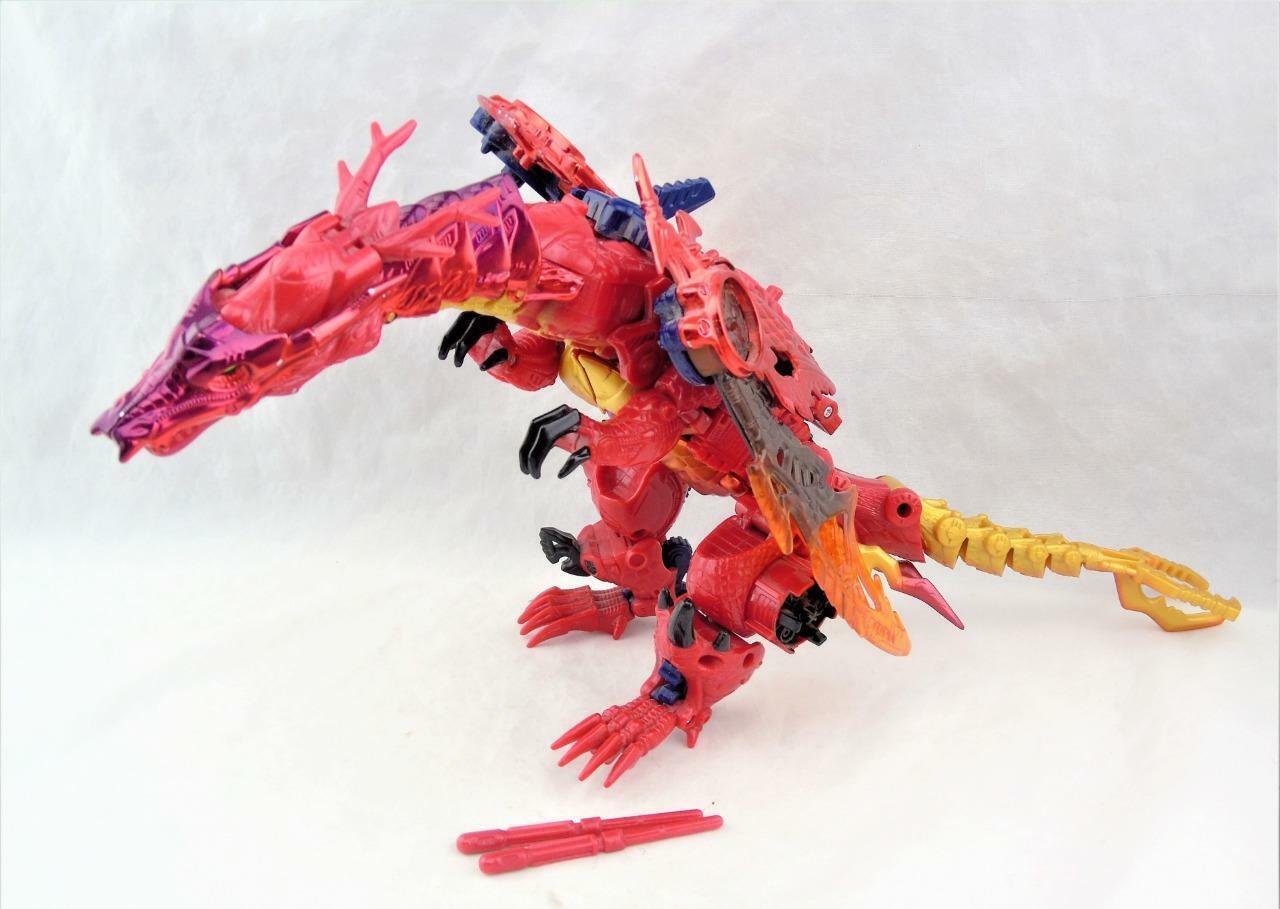 Transformers Beast Wars Transmetals Megatron Near Complete
