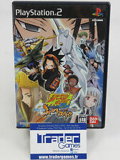 SHAMAN KING PS2 NTSC JAPAN COMPLETE USED OCCASION