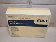 Yields up to 18,000 Pages Toner Cartridge Made in USA. 2 Pack 45488801 Okidata B721//B731 Black Alternative