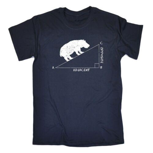 HIPPOTENUSE T-SHIRT hippopotamus hypotenuse Math hippo triangle birthday gift