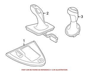 For BMW Genuine Automatic Transmission Shift Lever Knob 61319208273