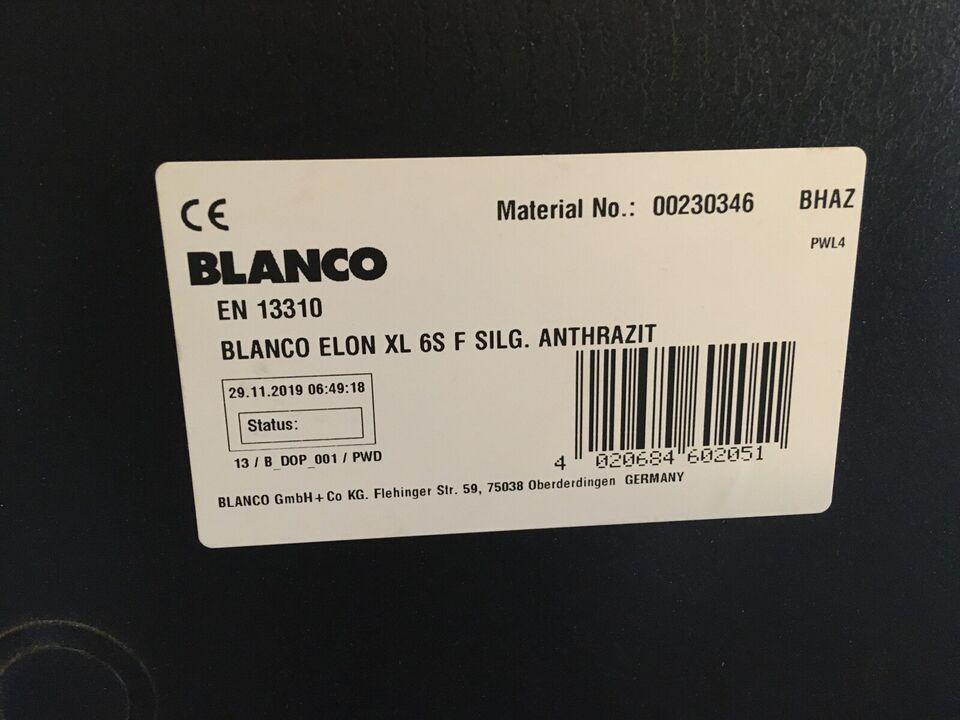 Bordplade, Reform og Blanco