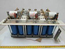 Philips 600442 26sv Capacitor Bank 18 Capacitors 6200 Uf Each 450vdc 500 Surge