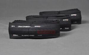 1pc Vittoria Rubino Pro III 23-622 Road Bike Wheels Tyre Folding Full Black Tire