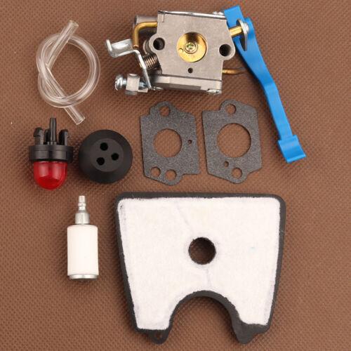 Carburetor Air Filter For Husqvarna 125B 125BX 125BVX Blower 545112101 545081811