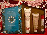 Pacifica Natural Skincare Set Bb Cream Lip Tint Wipes Day Night Cream Vegan