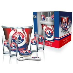 Montreal Expos 18 Piece Ice Bucket Kit (New) Alberta Preview