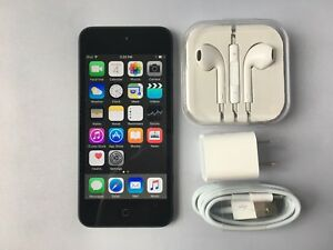 Apple iPod touch 5th Generation Black & Slate (64GB) | eBay