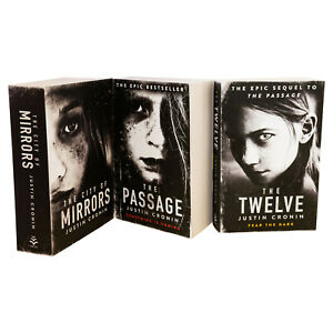 Passage-Trilogy-Series-By-Justin-Cronin-3-Books-Collection-Set-City-of-Mirrors