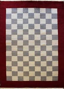 Rugstc-6-5x10-Senneh-Gabbeh-Multicolor-Alfombra-Vegetal-Tinte