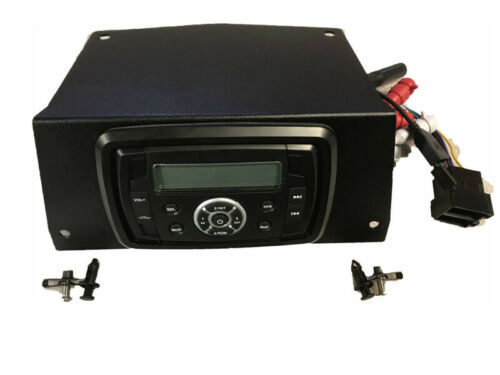 RZR In-Dash Stereo for 2019 RZR Turbo and RZR XP1K p//n 13825-01 Special Stereo