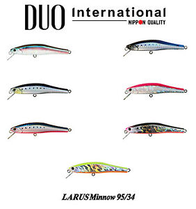 duo larus minnow 95 34