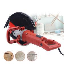 14 Electric Concrete Saw Portable Cutter Cut Brick Masonry Circular Saw 3000w