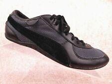 d961351e9da5 item 2 Puma Womens Sport Lifestyle Black Gray Suede Mesh Low Athletic  Sneaker Shoes 8.5 -Puma Womens Sport Lifestyle Black Gray Suede Mesh Low  Athletic ...