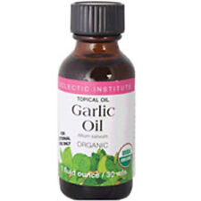 Garlic Oil 1 OZ by Eclectic Institute Inc