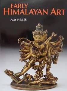 Livre/book : Art De L'himalaya Statue Cuivre,brass Sculpture Early Himalayan Art Les Produits Sont Vendus Sans Limitations