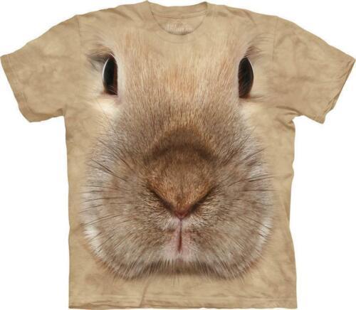 """The Mountain Bambini T-SHIRT /""""Bunny FACE/"""""""