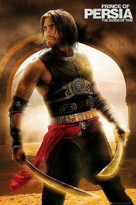 Prince Of Persia The Sands Of Time Film Poster Maxi New 61 X 91 5cm 24 X 36 Ebay