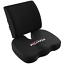 Seat-Cushion-amp-Lumbar-Pillow-by-FORTEM-Washable-Cover-Orthopedic-Memory-Foam thumbnail 1