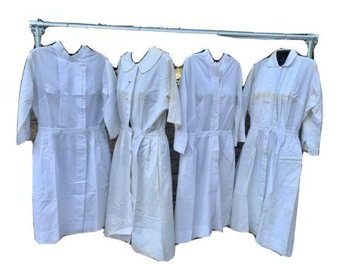 Vintage Whittenton Nurse Nursing Uniform Dress