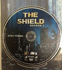 The Shield  Season 2  -  Disc 3 Only - Replacement Disc DVD