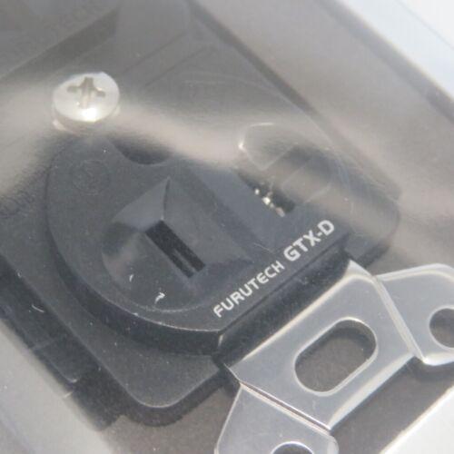 20A Wall Socket Outlet Rhodium Plated GTX-DR R FURUTECH GTX-D