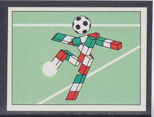 # 34 Mascota Panini-Italia 90 World Cup