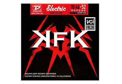 Dunlop KFK Kerry King Drop Tuning 10 - 46 + 52 Medium Electric Guitar Strings