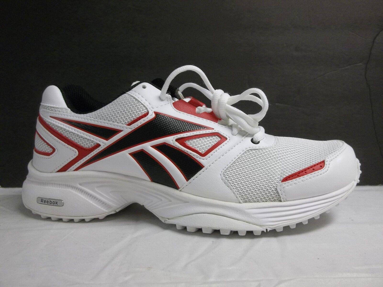 Reebok Tamaño 11 Tenis Atléticas con blancoo Entrenador M Advanced Nuevos Zapatos para Hombre Nuevo Sin Caja
