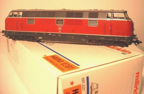 1 von 1 - Märklin Hamo 8381 Diesellok BR V 200 139 DB Ep.3 Hamo Gleichstrom DC, Metalllok