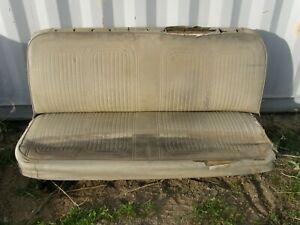 Incredible Details About 1967 72 Chevrolet Pickup Gmc Truck Bench Seat Core Non Tilt C10 C20 K10 K20 Free Beatyapartments Chair Design Images Beatyapartmentscom