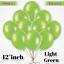 miniature 25 - 50-x-Latex-Plaine-Ballon-Ballons-Helium-Ballons-Mariage-Qualite-Fete-Anniversaire