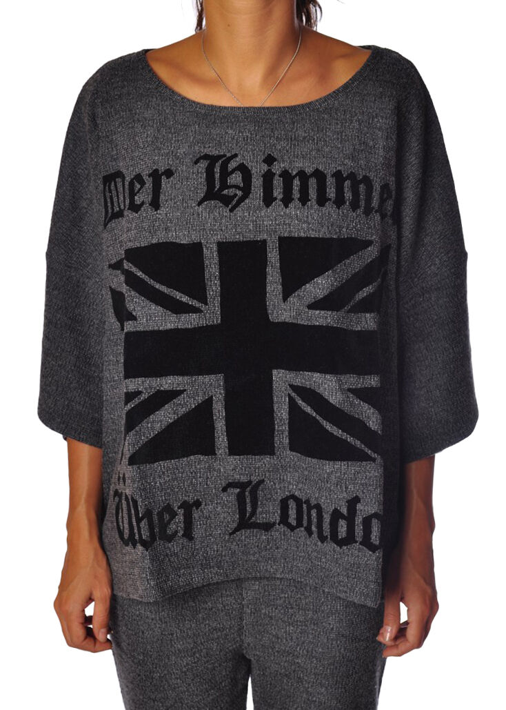 5 Preview Preview Preview  -  Sweaters - female - S - Grey - 708003B165804 7db130