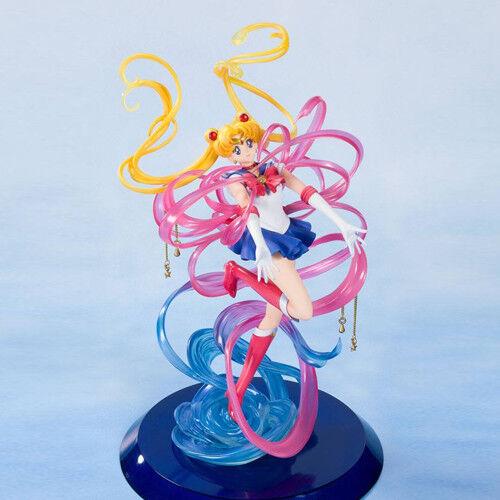 SAILOR MOON CRYSTAL - Figuarts ZERO Chouette Usagi Tsukino Static Figure Bandai