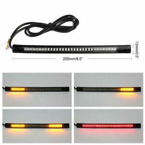48LED-Car-Stop-Turn-Signal-Light-Flexible-SMD-Brake-Strip-Tail-Motorcycle-IP68
