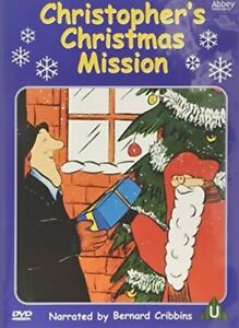 Christopher-039-s-Christmas-Mission-DVD-Brand-New-Sealed-Free-Post
