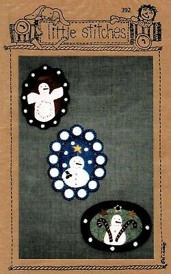 Frosty Nights Penny Rug Pattern Oop