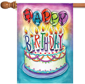 Image Is Loading Toland Birthday Wishes 28 X 40 Celebrate Happy