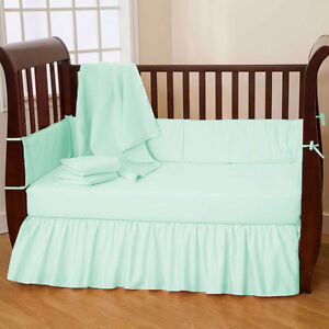 Image Is Loading Nursery Bedding Baby Crib Mini Dust Ruffle