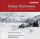 Johan Halvorsen: Orchestral Works, Vol. 1 (CD, Mar-2010, Chandos)