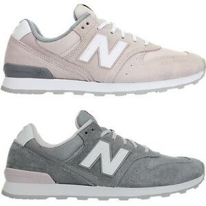 buy popular aaddf c623a Details about New Balance WR996 women's low-top sneakers gray pink casual  shoes trainers NEW