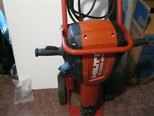 Hilti Te 3000 Avr Demolition Jack Hammer With Cart And Extras
