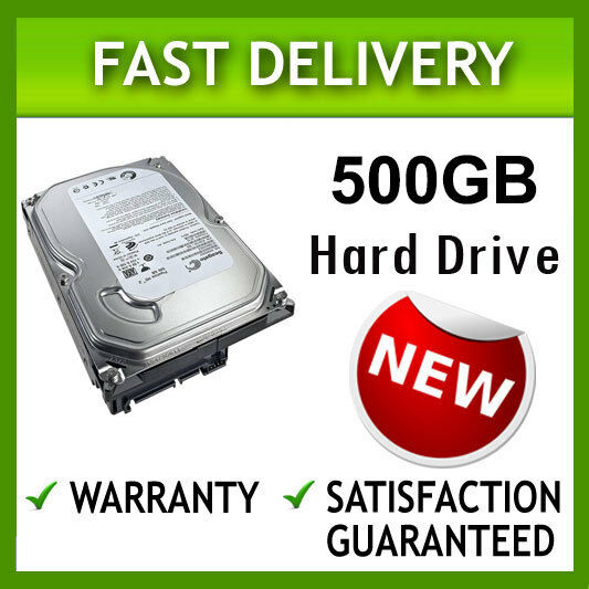 Seagate ST3500312CS Pipeline HD 500GB 5900 RPM 3 5 inch Internal Hard Drive