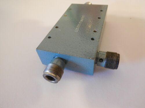 Narda Microwave Corp Model 3043-10 Coaxial Directional Coupler