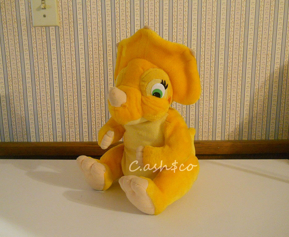 1996 Cera The The The Land Before Tie 13  plush Dinosaur Equity Toys Vintage nice     RR 255ad8