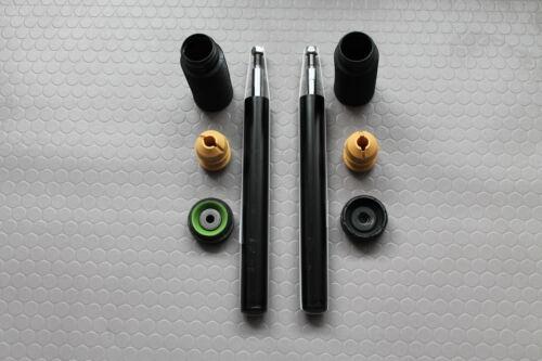 Qualité la pression du gaz amortisseur va poussière protection retravaillés AUDI 80 90 81 89 b4