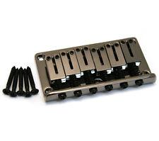 006-2381-000 Fender Custom Black Tele FMT Special HH Hardtail Guitar Bridge