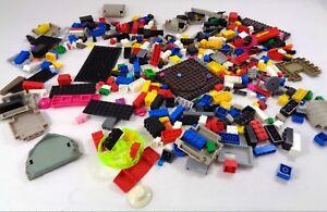 100% Vrai Mega Bloks Bricks Bundle Lot Random Assorted Of Blocks Bricks Etc 750 Grams
