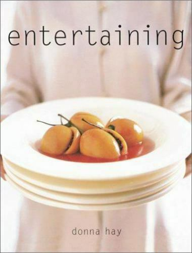 Marie Claire Ser. Dining By Donna Hay 1998, Trade Paperback  - $10.00