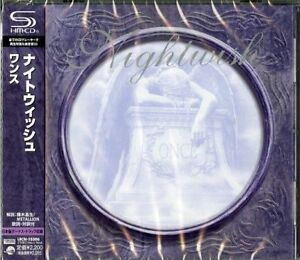 NIGHTWISH-ONCE-JAPAN-SHM-CD-BONUS-TRACK-E50